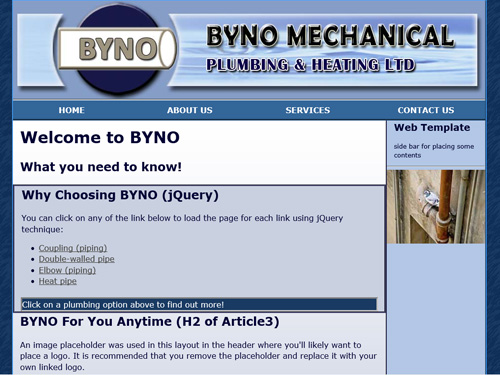 BYNO Mechanical Sample